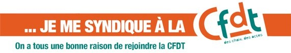 Je me syndique CFDT