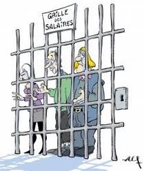 Grille des salaires 2009 - Grille des salaires de la fonction publique ...