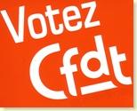 Je vote CFDT